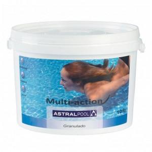 Πολυταμπλέτα πισίνας Multi-action 200gr 10KG