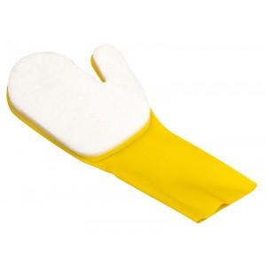 Καθαριστικό γάντι - σφουγγάρι για τα τοιχώματα της πισίνας